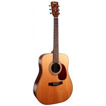 Guitarra Acústica Cort Earth 70 Con Funda Original