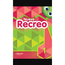 Kit Com Os 5 Vol. Do Livro Nuevo Recreo