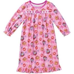 Pijama Camisón Vestido Paw Patrol Talla 5 Años