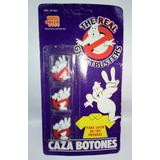 Caza Botones Los Cazafantasmas The Ghostbusters Jocsa Nuevo