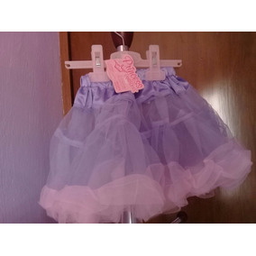 Falda-tuttu Tipo Princesa- Bailarina Para Niña Unitalla (3+)