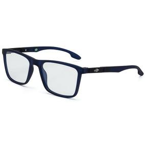 Armação Oculos Grau Mormaii Asana M6053i4552 Azul Ilusion 545e8ddc4a