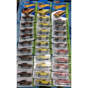 Hotwheels Lote Com 30 Dodge Charger R/t
