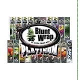 Blunt Wrap Cajita Con 25 Pz De Un Sabor