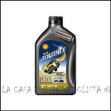 Lubricante Shell Advance Ultra 100% Sintético - 15w 50 - Usa
