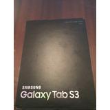 Samsung Tab S3 Silver S Pen 32gb Wi-fi