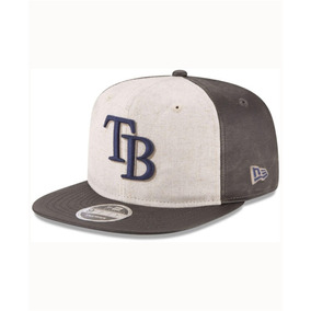 Snapback New Era Tampa Bay Rays Vintage Waxed
