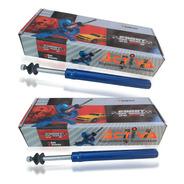 Amortiguador Vastago Corto Rally Vw Gol Power (kitx2)