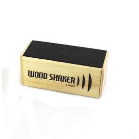 Wood Shaker Cajon Brasil Ws Loud - Lp