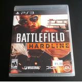 Battlefield Hardline Ps3 - Envío Gratis