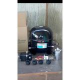Compresor 1/3 Hp Matsushita Nevera Cava Nuevo Kit Completo
