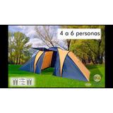 Carpa Top Camping 4/6 Personas - Espectacular
