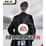 Fifa Manager 14 Original Pc - Entrega Inmediata
