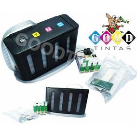 Sistema Continuo Xp201 Xp211 Xp401 Xp411 (full Tintas 400ml)