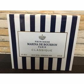 Perfume Marina De Bourbon Classique 100ml Original Novo