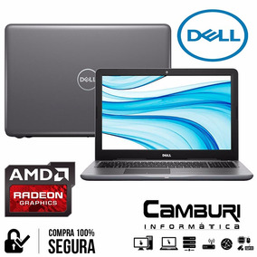 Notebook Dell I7 16gb Ssd 240gb Radeon 4gb Gddr5 Tela 15.6