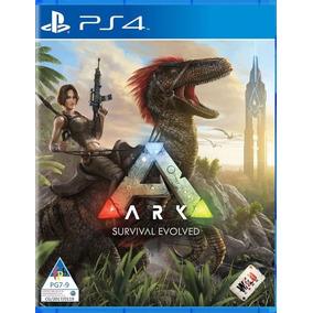 Ark Survival Envolved - Ps4 - Lo Jugas Con El Tuyo