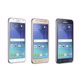 Samsung Galaxy J5 4g Lte 16gb 5mpx 13mpx Doble Flash Blanco+