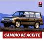 Cambio Aceite Y Filtro Daewoo Korando Family 2.3