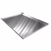 Kit 10 Peças Assadeira Para Rocambole Em Alumínio Grande