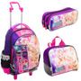 Kit Mochila Barbie Rock