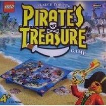 Juguete Lego Búsqueda De Tesoros Juego De Mesa Del Pirata