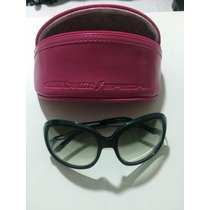 Óculos De Sol Chilli Beans Dourado Novo Lindo Proteção Olhos