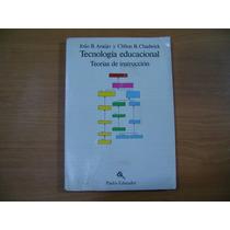 Libro Tecnologia Educacional / Joao B. Araujo Y Chadwick