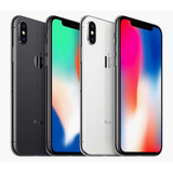Iphone X 64gb Apple Libre Todo Operador Sellado Tienda