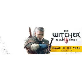 The Witcher 3 Iii Wild Hunt Goty Steam Gift Original Pc