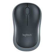 Mouse Wireless Logitech M185 Sem Fio - 2170