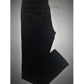 Pantalon Liso Strech Corte Alto Tall 15-16 17-18 19-20 21-22