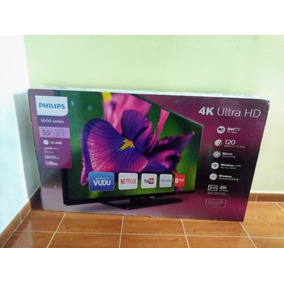 Vendo Tv Philips 55 Pulgadas 4k