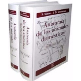 Anatomia De Los Animales Domesticos Robert Getty Tomo 1 Y 2