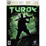 Turok Xbox 360 Seminuevo Solo En Igamers