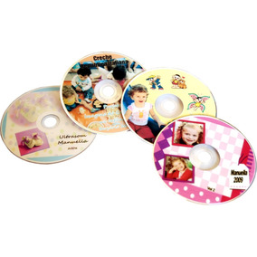 Cd E Dvd Personalizado