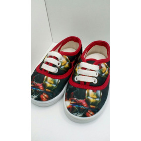 Zapatillas Iron Man Oferta