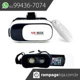 Óculos 3d De Realidade Virtual Vr Box