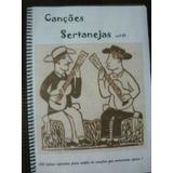 Apostila/caderno De Músicas Sertanejas* Cifradas Para Violão