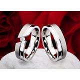 Argollas- Anillos- Matrimonios --bodas-acero 316l