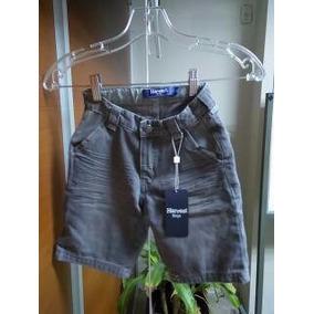 Pantalon Harvest Corto Talla 4 Para Niño
