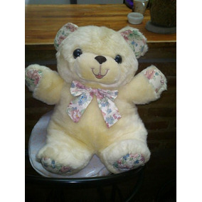 Oso Peluche Impecable 250ps 40cmtsaprox Boedo