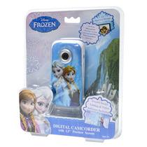 Camara De Video Digital De Disney Frozen Camcorder