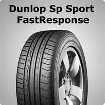 205/55 R16 Dunlop Sport Fastresponse Promocion