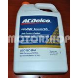 Refrigerante Acdelco Original 52018018-a 3.78l Solo Barinas