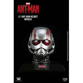 Hot King Arts Movie Prop 1/1 Marvel Ant-man Casco Nuevo Toys