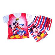 Conjunto Deportivo De Mickey Mouse