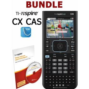Calculadora Texas Instruments Ti-nspire Cx Cas N3cas/cbx/2l1