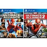 Marvel Ultimate Alliance Bundle Ps 4 Dig. 1° Ya!! Oferta!