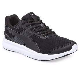 Zapatillas Puma Escaper Pro Negras Talle 46 Arg 12uk 31cm